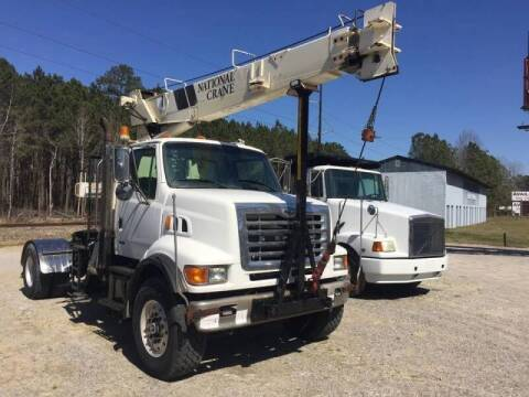 2002 Sterling L7500 Series for sale at Vehicle Network - Davenport, Inc. in Plymouth NC
