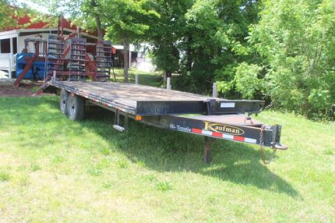 Kaufman Three Ramp Trailer for sale at Vehicle Network - Joe's Tractor Sales in Thomasville NC