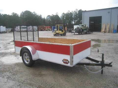 2020 Covered Wagon Trailers Prospector Series 5 x 10 Open for sale at Vehicle Network - HGR'S Truck and Trailer in Hope Mill NC