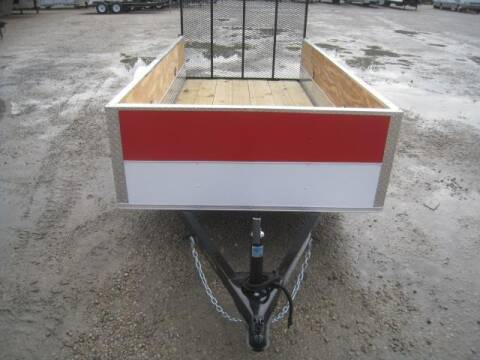 2020 Covered Wagon Trailers Prospector Series 5 x 10 Open