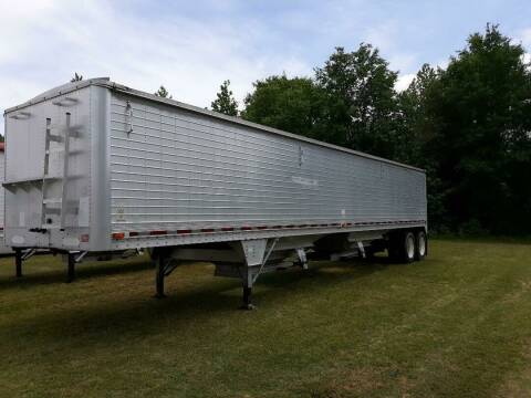 1995 WILSON HOPPER BOTTOM 43X96X78 for sale at Vehicle Network - Wilson Trailer Sales & Service in Wilson NC