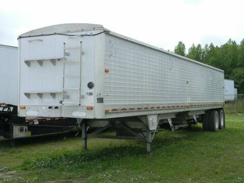 1996 WILSON HOPPER BOTTOM 43X 78X 96 for sale at Vehicle Network - Wilson Trailer Sales & Service in Wilson NC