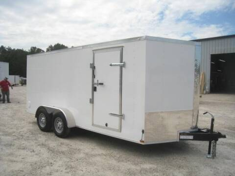 2020 Lark 7X16 Vnose for sale at Vehicle Network - HGR'S Truck and Trailer in Hope Mill NC