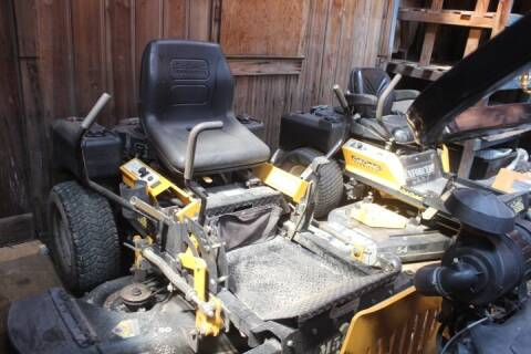 Cub Cadet M50-KHS TANK™ for sale at Vehicle Network - Mills International in Kinston NC
