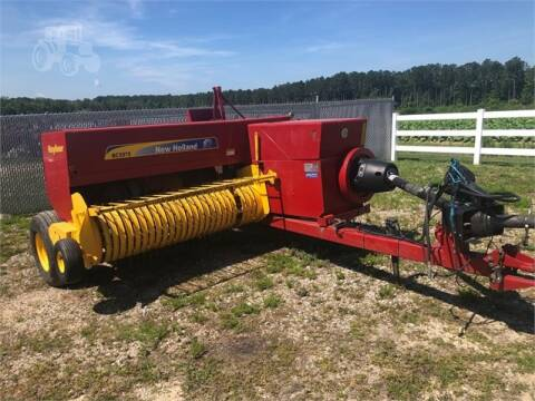 2015 New Holland BC5070 HAYLINER for sale at Vehicle Network - Barnes Equipment in Sims NC