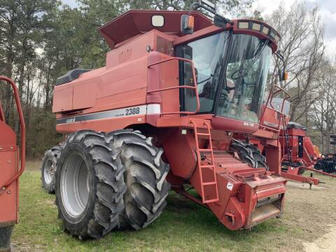 2001 Case IH  2388 Combine with Duals for sale at Vehicle Network - Mills International in Kinston NC