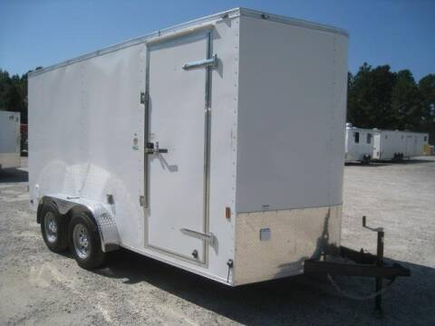 2021 Continental Cargo Sunshine 7x14 Vnose for sale at Vehicle Network - HGR'S Truck and Trailer in Hope Mill NC