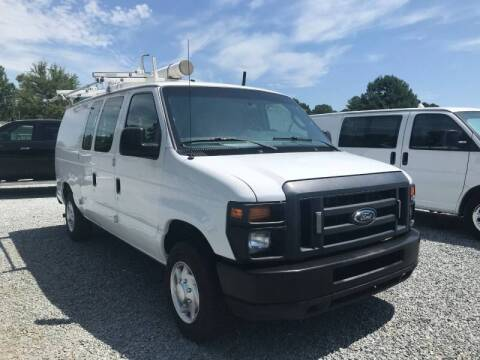2012 Ford E-Series Cargo for sale at Vehicle Network - Auto Connection 210 LLC in Angier, NC