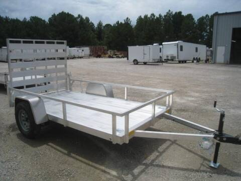 2019 Continental Cargo Rough Rider Aluminum 5x10 for sale at Vehicle Network - HGR'S Truck and Trailer in Hope Mill NC