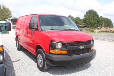 2015 Chevrolet Express Cargo for sale at Vehicle Network - Auto Connection 210 LLC in Angier, NC