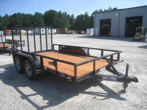 2020 Texas Bragg Trailers 12p Heavy Duty Tandem Axle for sale at Vehicle Network - HGR'S Truck and Trailer in Hope Mill NC