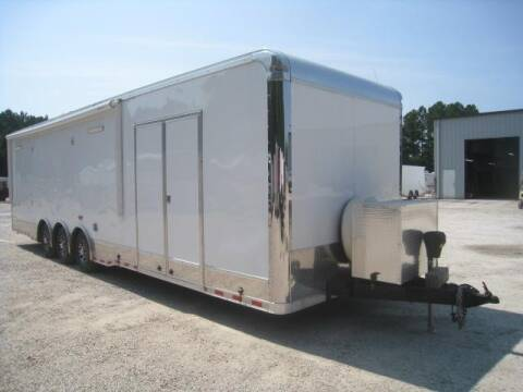 2018 Cargo Mate Eliminator 32' Loaded for sale at Vehicle Network - HGR'S Truck and Trailer in Hope Mill NC