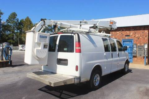 2008 Chevrolet Express Cargo for sale at Vehicle Network - Auto Connection 210 LLC in Angier, NC