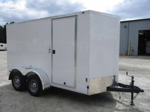2021 Continental Cargo Sunshine 6x12 Vnose Tandem Axl for sale at Vehicle Network - HGR'S Truck and Trailer in Hope Mill NC