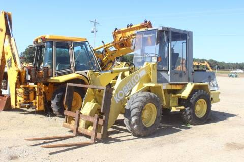 1995 Kobelco WLK9 for sale at Vehicle Network - Dick Smith Equipment in Goldsboro NC