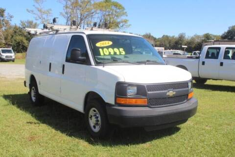 2014 Chevrolet Express Cargo for sale at Vehicle Network - LEE MOTORS in Princeton NC