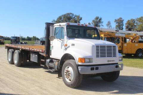1997 International 4900 for sale at Vehicle Network - Fat Daddy's Truck Sales in Goldsboro NC