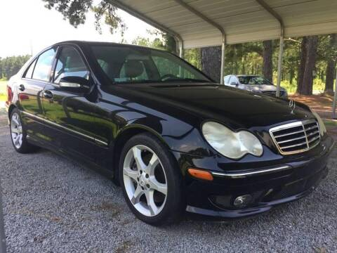 2007 Mercedes-Benz C-Class for sale at Vehicle Network - Davenport, Inc. in Plymouth NC