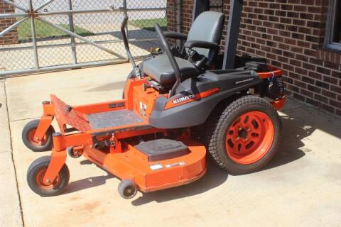 2013 Kubota ZG127 for sale at Vehicle Network - The Tractor Center in Raleigh NC