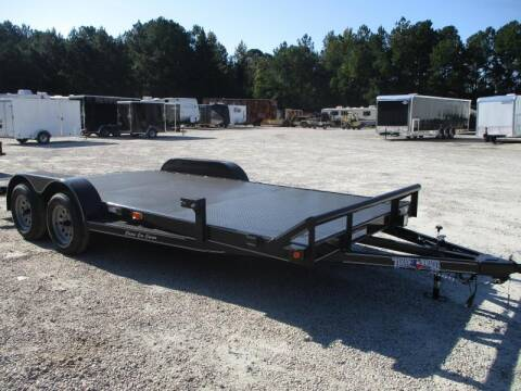 2020 Texas Bragg Trailers 18' Full Metal Deck for sale at Vehicle Network - HGR'S Truck and Trailer in Hope Mill NC