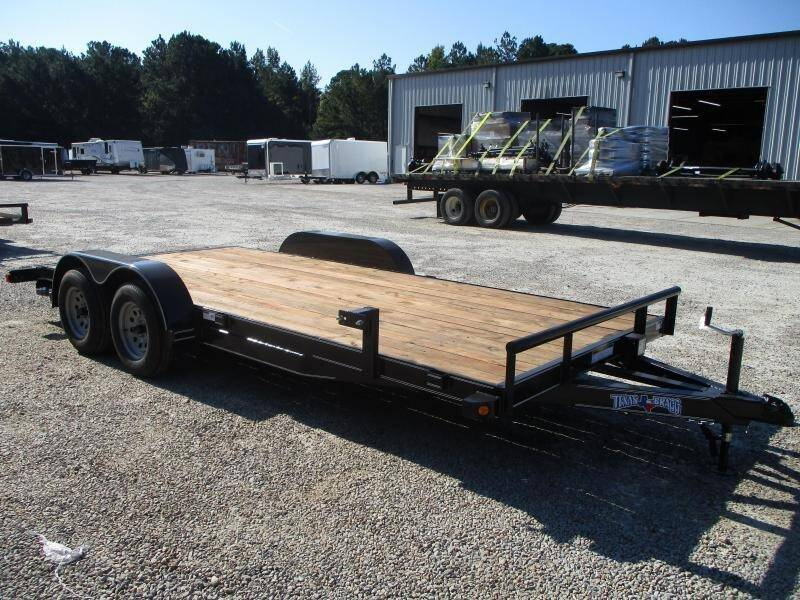2020 Texas Bragg Trailers 16+2 Heavy for sale at Vehicle Network - HGR'S Truck and Trailer in Hope Mill NC