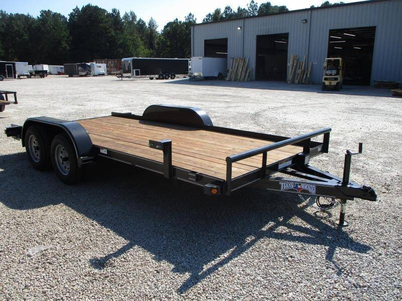 2020 Texas Bragg Trailers 16LCH for sale at Vehicle Network - HGR'S Truck and Trailer in Hope Mill NC