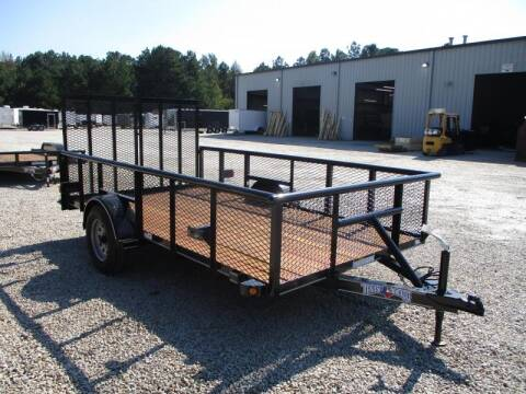 2020 Texas Bragg Trailers 6 x 12 Heavy Duty for sale at Vehicle Network - HGR'S Truck and Trailer in Hope Mill NC