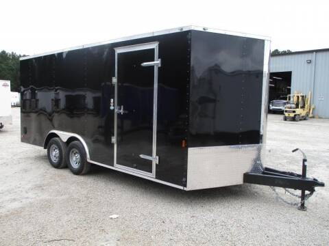 2021 Continental Cargo Sunshine 8.5x18 Vnose for sale at Vehicle Network - HGR'S Truck and Trailer in Hope Mill NC