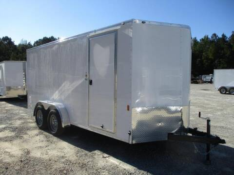 2021 Continental Cargo Sunshine 7x16 Vnose for sale at Vehicle Network - HGR'S Truck and Trailer in Hope Mill NC