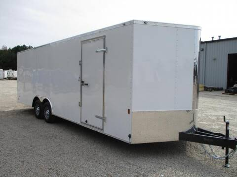 2021 Continental Cargo Sunshine 8.5 x 24 Vnose for sale at Vehicle Network - HGR'S Truck and Trailer in Hope Mill NC