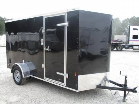 2021 Continental Cargo Sunshine 6x12 Vnose for sale at Vehicle Network - HGR'S Truck and Trailer in Hope Mill NC