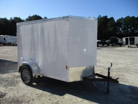 2021 Continental Cargo Sunshine 5x8 Vnose for sale at Vehicle Network - HGR'S Truck and Trailer in Hope Mill NC