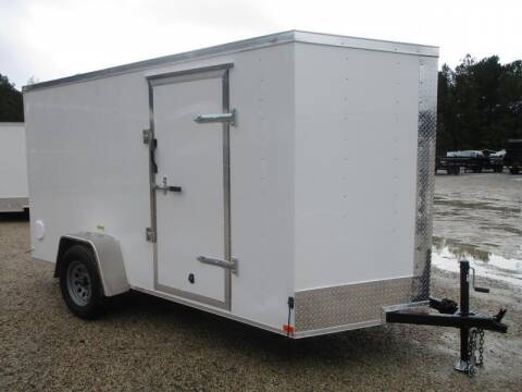 2021 Lark 6 X 12 Vnose Enclosed for sale at Vehicle Network - HGR'S Truck and Trailer in Hope Mill NC