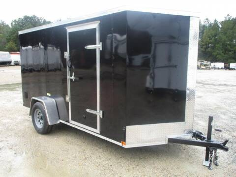2021 Lark 6 X 12 Vnose for sale at Vehicle Network - HGR'S Truck and Trailer in Hope Mill NC