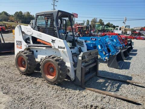 2008 Bobcat S220 for sale at Vehicle Network - Joe's Tractor Sales in Thomasville NC