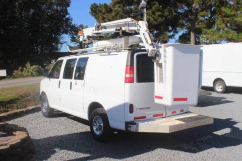 2007 Chevrolet Express Cargo for sale at Vehicle Network - Auto Connection 210 LLC in Angier, NC
