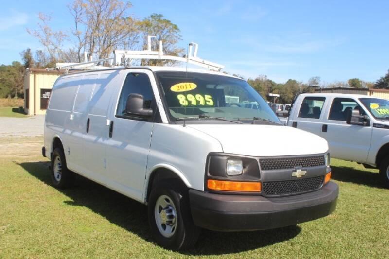 2011 Chevrolet Express Cargo for sale at Vehicle Network - LEE MOTORS in Princeton NC