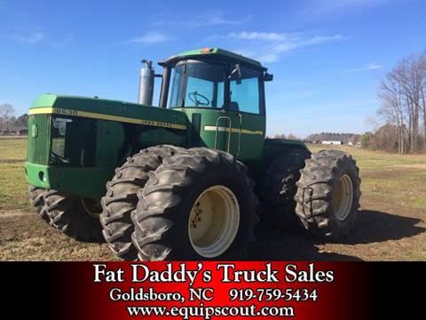 John Deere 8630 for sale at Vehicle Network, LLC in Apex NC
