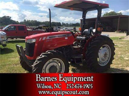 2014 Massey Ferguson 2615 for sale at Vehicle Network, LLC - Barnes Equipment in Sims NC