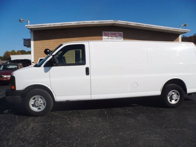 2008 Chevrolet Express Cargo for sale at Vehicle Network, LLC - The Truck Connection in Albemarle NC