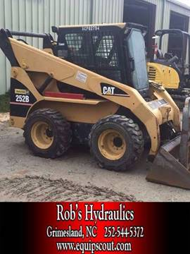 2006 Caterpillar 252B for sale at Vehicle Network, LLC in Apex NC