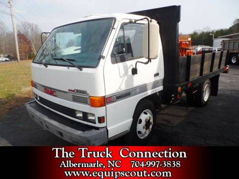 1987 GMC 4000 for sale at Vehicle Network, LLC in Apex NC