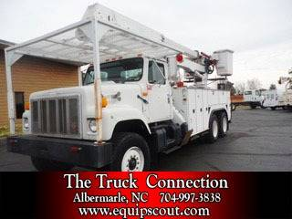 1992 International 2554 for sale at Vehicle Network, LLC in Apex NC