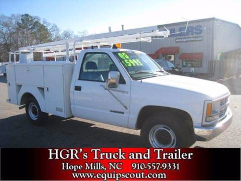 2000 Chevrolet C/K 3500 Series for sale in Farm & Heavy Equipment, NC