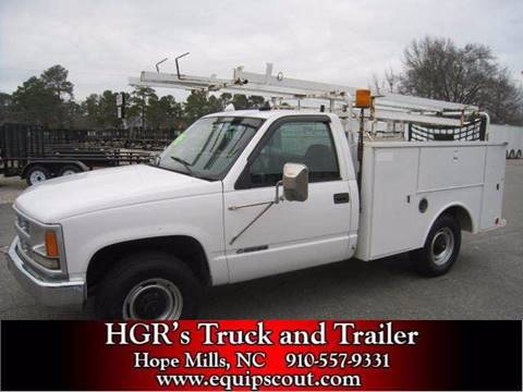 2000 Chevrolet C/K 3500 Series for sale in Apex, NC