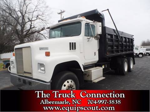 1999 International PAYSTAR 5000 for sale at Vehicle Network, LLC - The Truck Connection in Albemarle NC