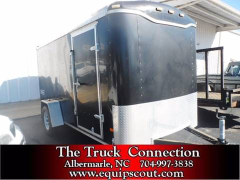 2007 Haulmark Daytona for sale at Vehicle Network, LLC in Apex NC