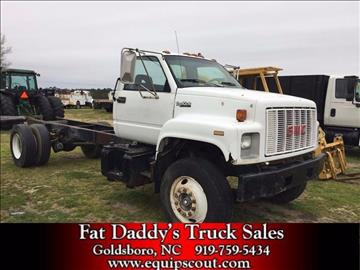 1992 GMC TOPKICK for sale at Vehicle Network, LLC in Apex NC