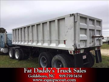 Summit Dump Trailer for sale at Vehicle Network, LLC in Apex NC