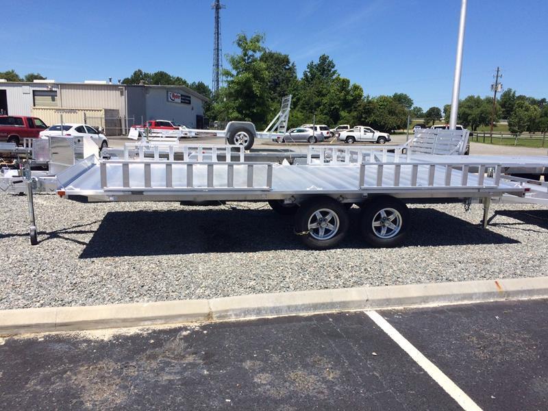 2017 Aluma A8818 UTILITY TRAILER for sale at Vehicle Network, LLC - Performance East, INC. in Goldsboro NC